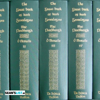 The Great Books of Irish Genealogies