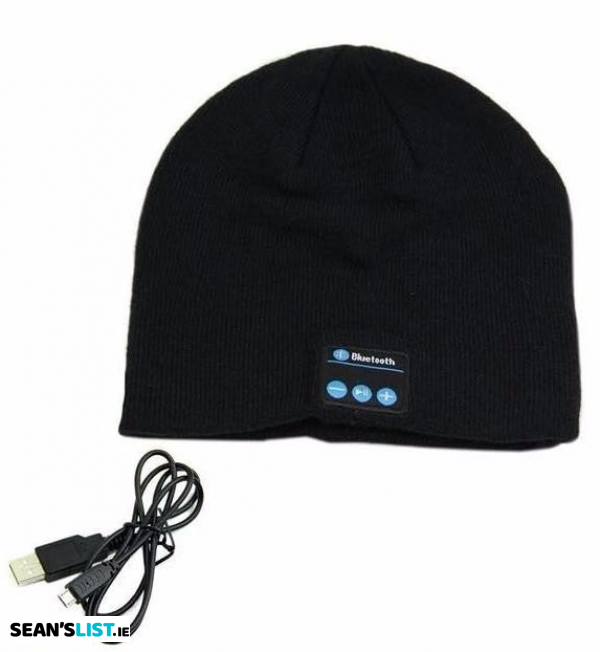 Bluetooth Running / Fitness Beanie