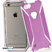 Rugged iPhone 6 Case Purple 2