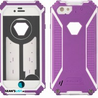 Rugged iPhone 6 Case Purple