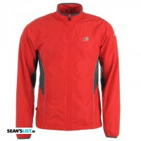 Running Jacket Red M